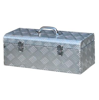 BOX ALLUMINIO CM 58X24,5 H22  3,5 KG