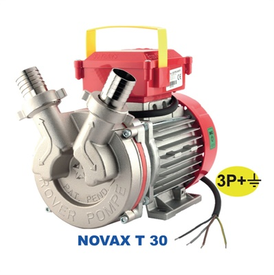 NOVAX 30 T - 1,00 HP - TRIFASE
