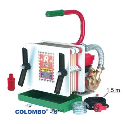 FILTRO PRESSA COLOMBO  6