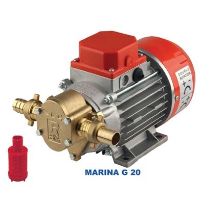MARINA G 20 - 12 V D.C. - 0,60 HP