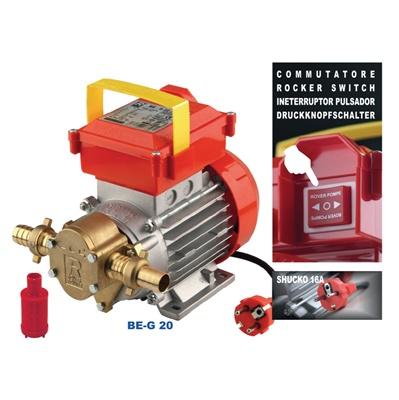 BE-G 20 - 0,80 HP - 1750 L/H