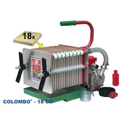 FILTRO PRESSA COLOMBO 18 OIL