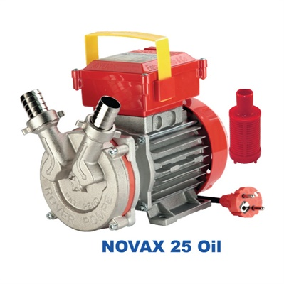 NOVAX 25-M OIL  - 0,90 HP
