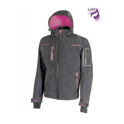 GIACCA SOFTSHELL SPACE - L